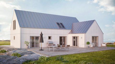 5 av de bästa geometriska husen