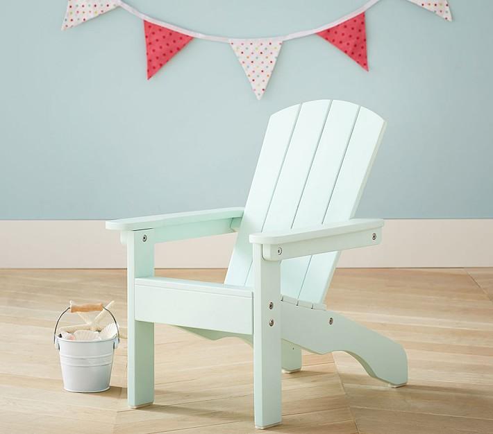 Adirondack-stol för barn