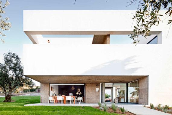 casa4 Alla vita väggar Villa Extramuros i Arraiolos Designad av Vora Arquitectura