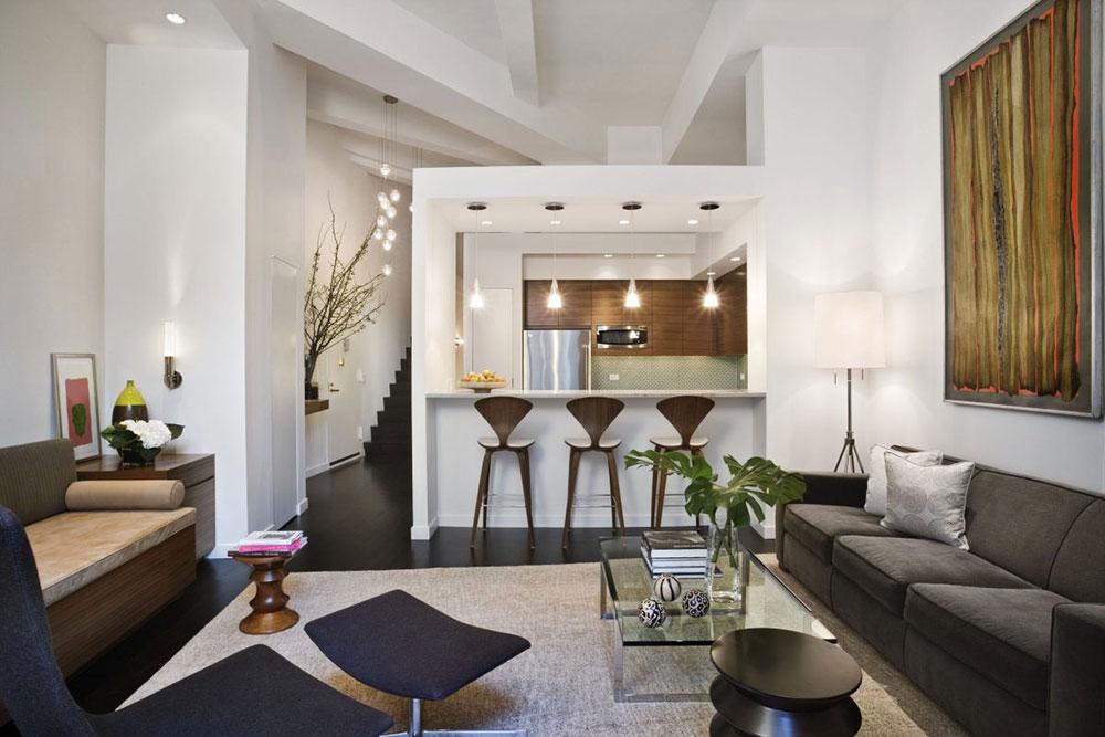 Loft-Style-Apartment-Design-NY_1 Alternativ att överväga innan du minskar till en ny lägenhet