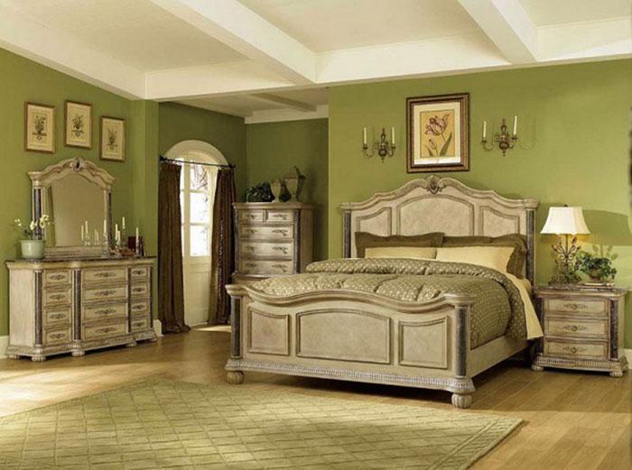 69485454575 Antika sovrumsidéer med klassiska vintagedesigner