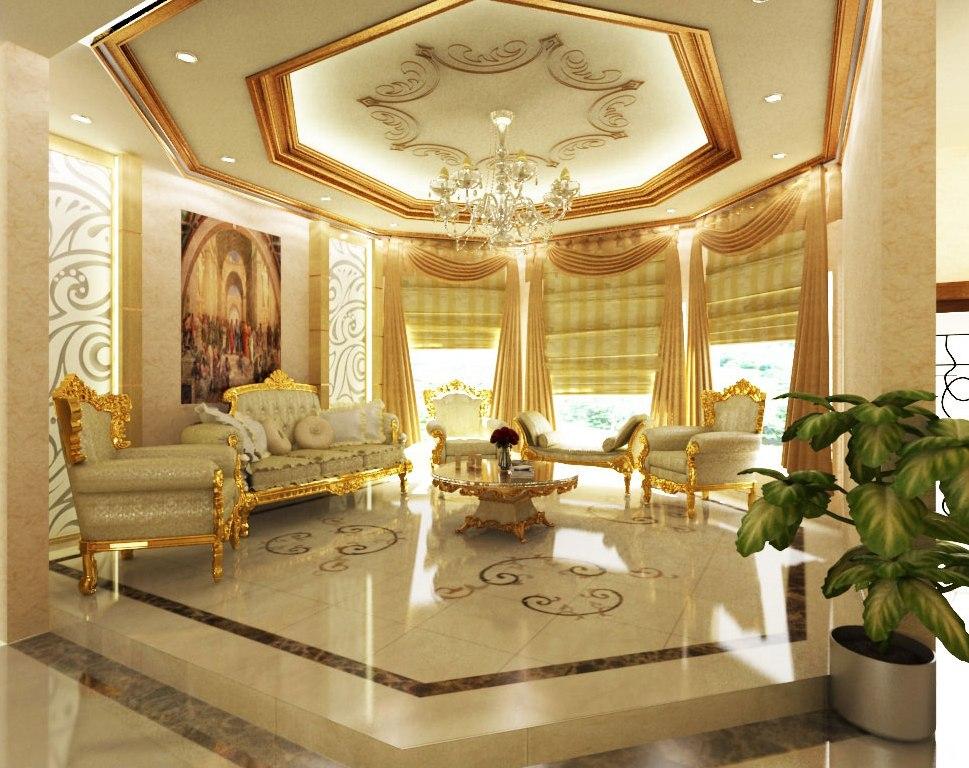 påverkar arabisk inredning, dekor, idéer och foton