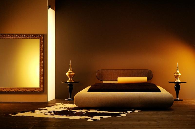 Asiatiska sovrumsmöbler