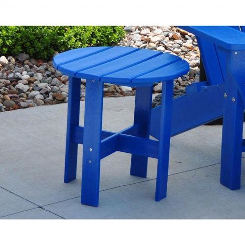 Återvunna Adirondack-stolar av plast