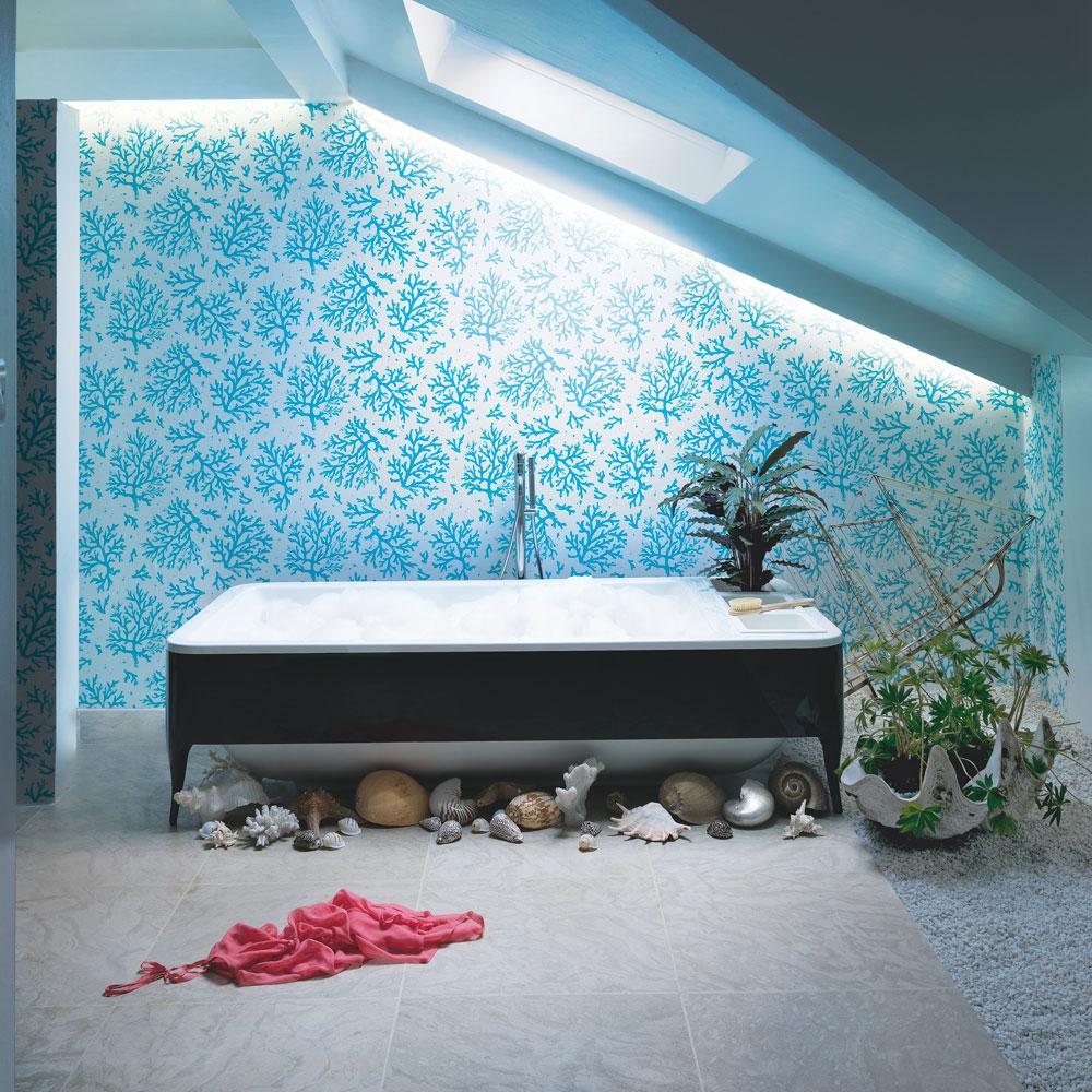 Fantastiskt nautiskt badrum