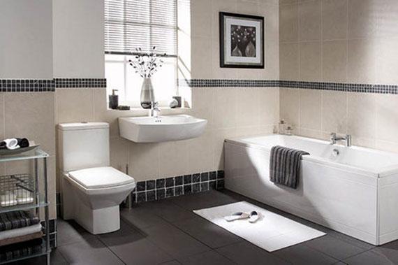 regular1 Attraktiva badmattor och mattor som förbättrar ditt badrums utseende
