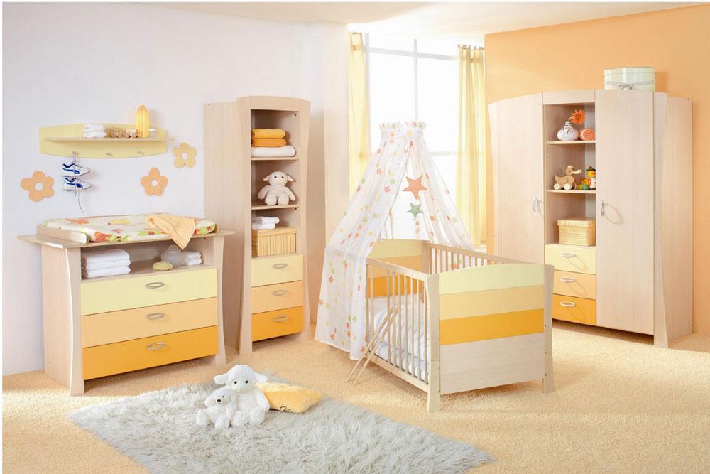 Babyrum-design-idéer-för-flickor-1 Babyrum-design-idéer för flickor