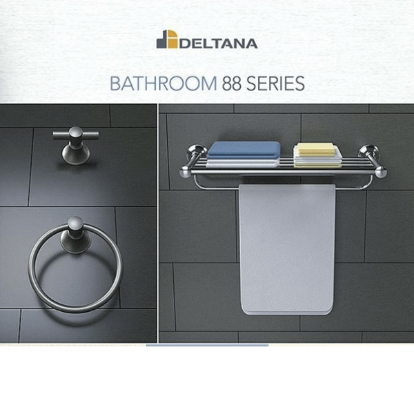 DELTANA serie 88 moderna badrumstillbehör |  Excel Marketi