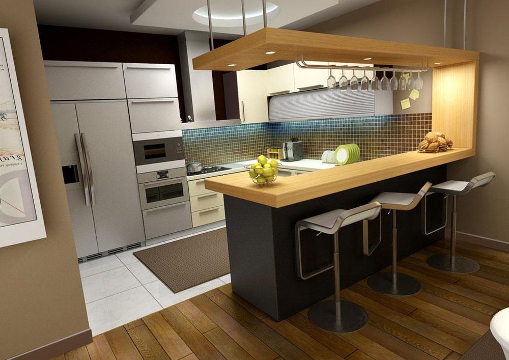 Bästa köksskåp-att-göra-ditt-hem-se-nytt-12 Bästa köksskåp för att få ditt hem att se nytt ut