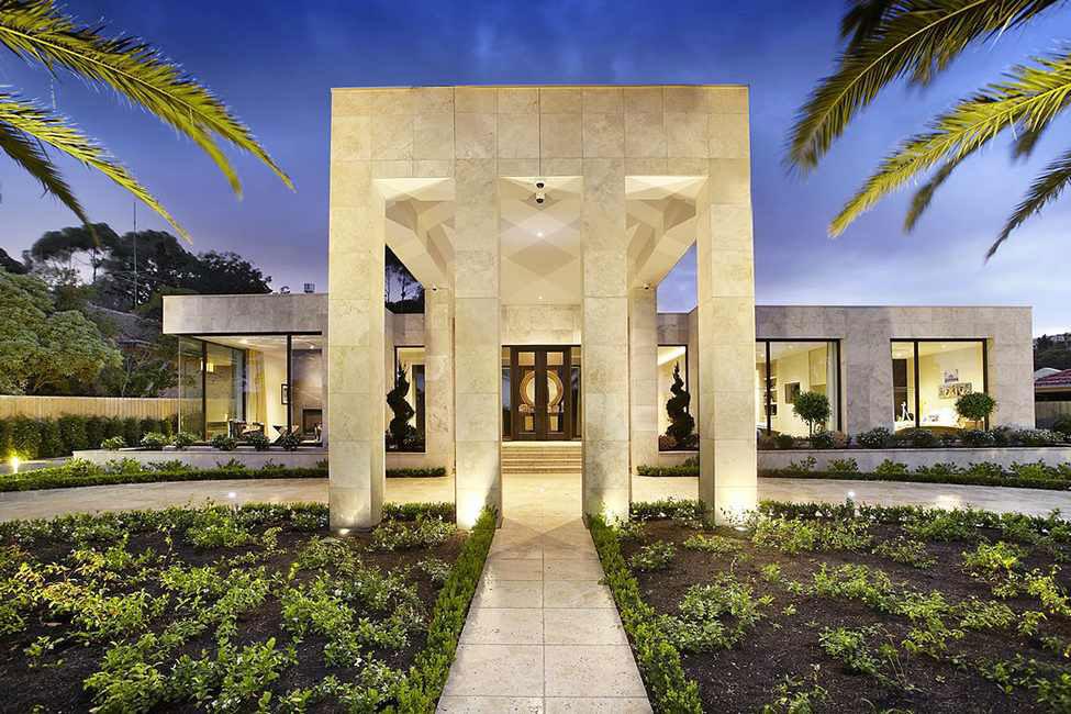 Glänsande och vackert lyxresidens 1 Glänsande och vackert lyxresidens designat av Bagnato Architects