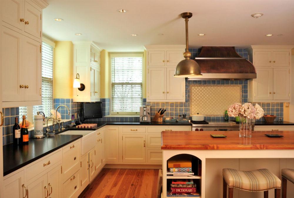 Bild-1-15 Lantligt kök - design, stil och idéer