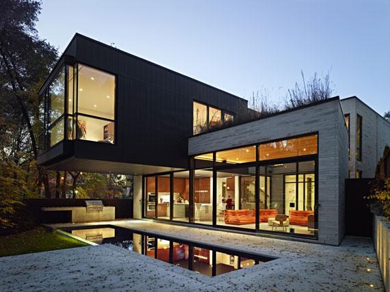 50421473567 Cedarvale House designat av Drew Mandel Architects