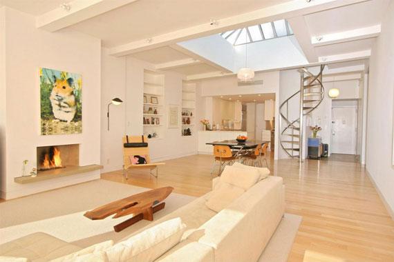 two1 Cool lägenhet i en snygg byggnad på Goldwich of Greenwich Village