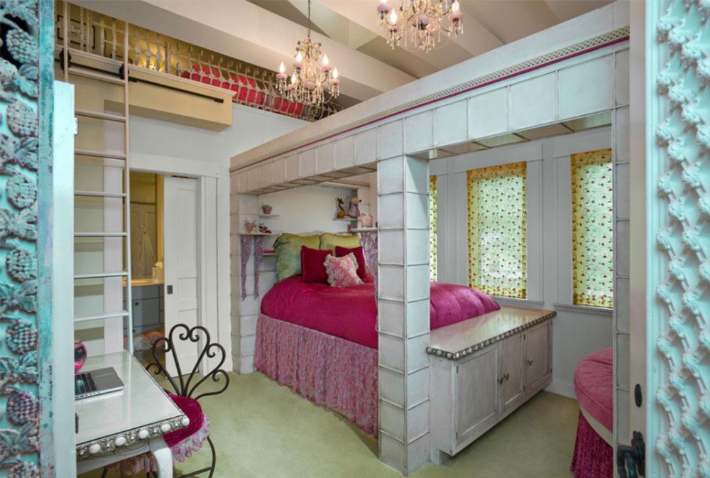 Chic-Bedroom-by-Fredman-Design-Group Coola rum och inredningsidéer