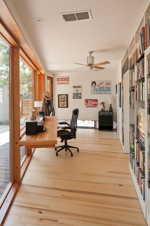 DIY-vägg-skrivbord-för-en-trevlig-jobb4 DIY vägg-skrivbord designidéer