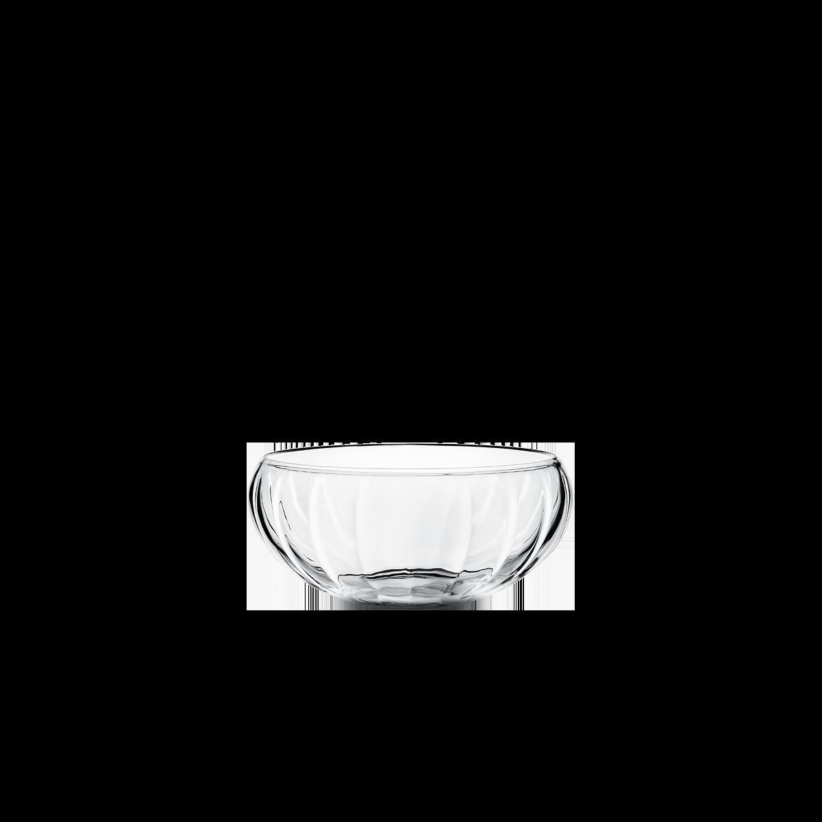 Dekorativa glasskålar