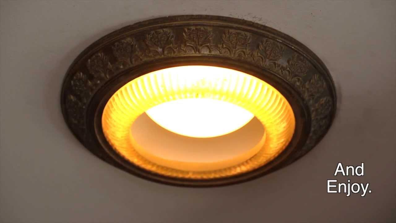 Dekorativa infällda ljusöverdrag