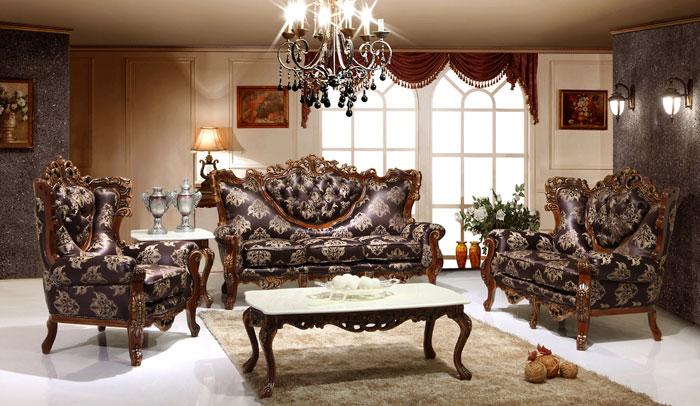 65796735720 Den klassiska och eleganta stilen i viktorianska vardagsrum