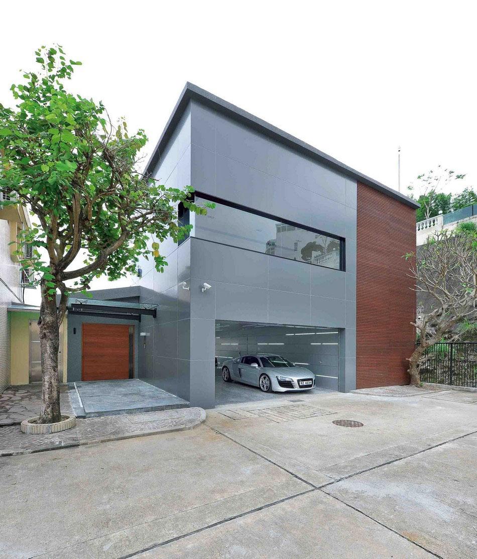 Detta hållbara hus i Hong Kong 1 Detta hållbara hus i Hong Kong är definitivt en stor inspiration