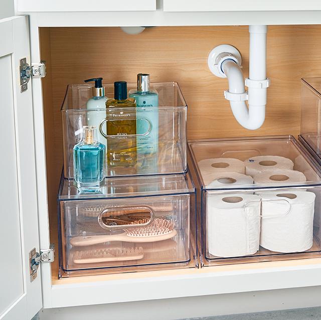 11 Genius Under-the-Sink-lagringsidéer - Bästa Sink Organize