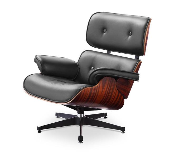 Eames lounge stol