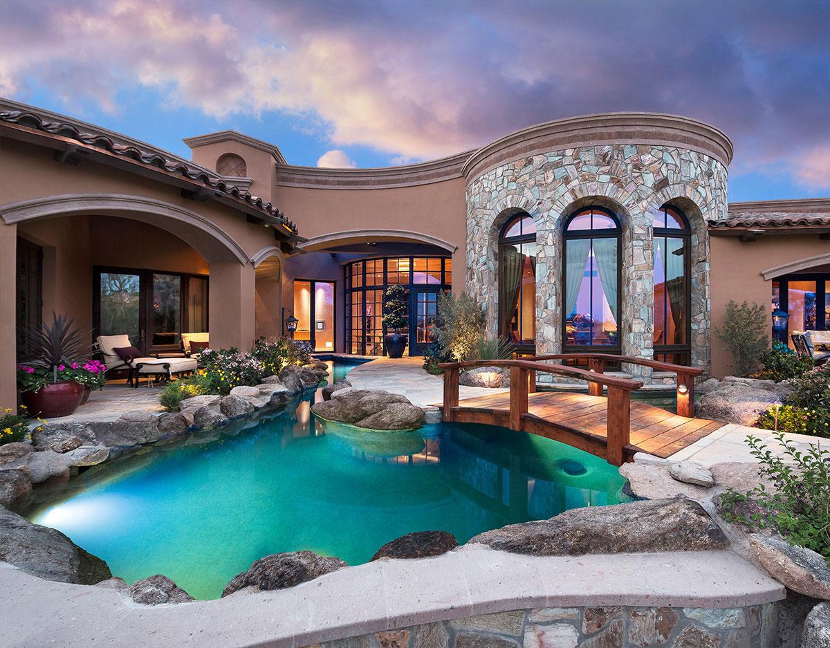 Elegant-Mansion-1 Elegant herrgård designad av Urban Design Associates