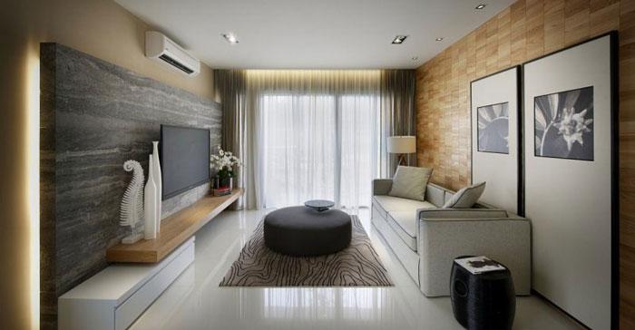 83422264844 Elegant inredningsdesign i Kuala Lumpur av Blu Water Studio
