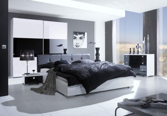 b1 En samling moderna sovrumsmöbler - 40 bilder