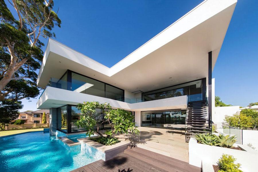 1 Ett elegant och modernt hem i Australien designat av Urbane Projects