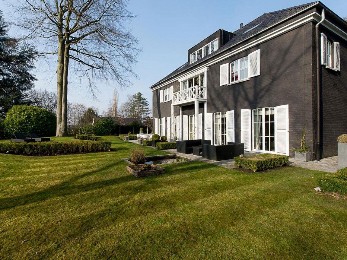 Ett vackert och rymligt belgiskt hus i Uccle-1 Ett vackert och rymligt belgiskt hus i Uccle