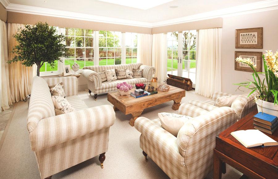 1 Fantastiska bilder av vardagsrum med intressant interiör