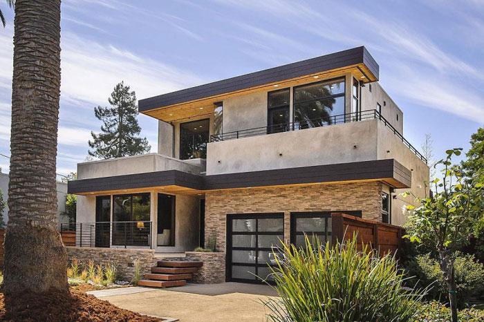 78427498943 Fascinerande Burlingame-bostad av Toby Long Design och Cipriani Studios Design