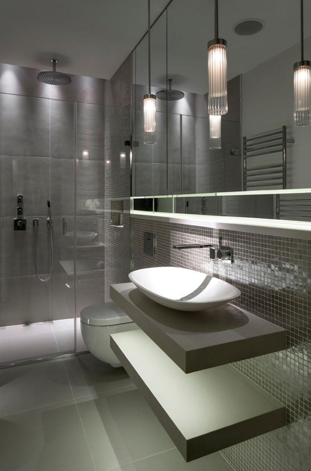 Grå-badrum-idéer-för-avkoppling-dagar1 Grå-badrum-design-idéer