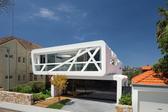 48044728898 Hewlett Street House i Bronte, Australien Designad av MPR Design