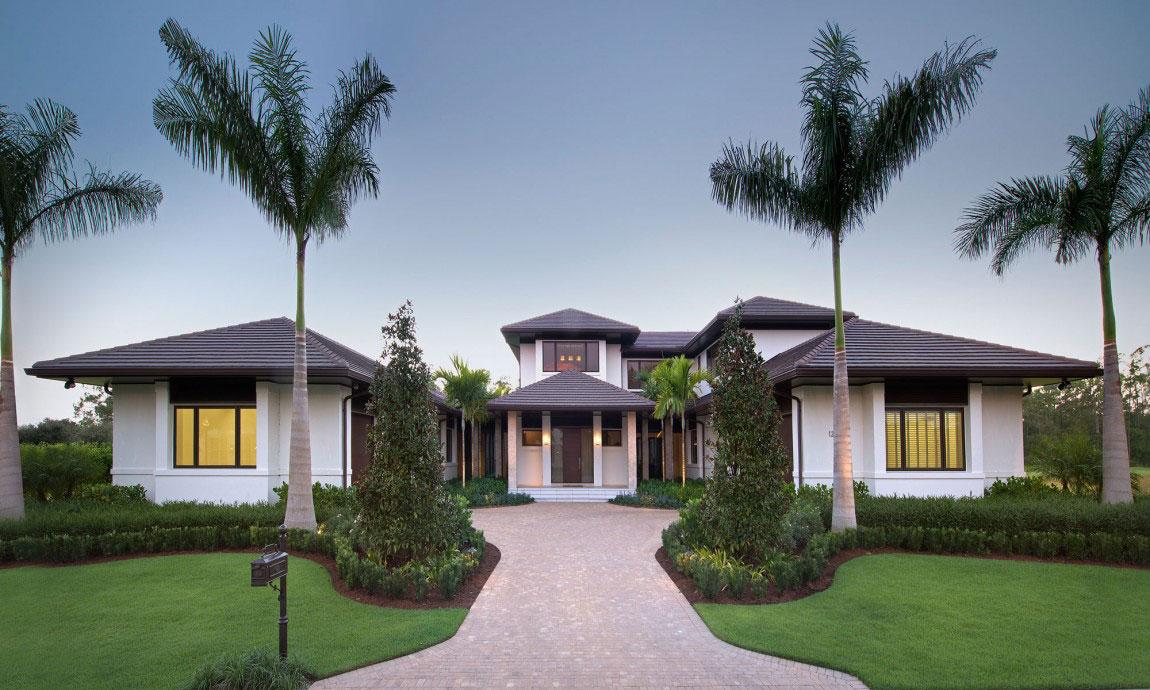 High-end-modernt-hus-designat av Harwick-Homes-2 High-end-modernt-hus designat av Harwick Homes