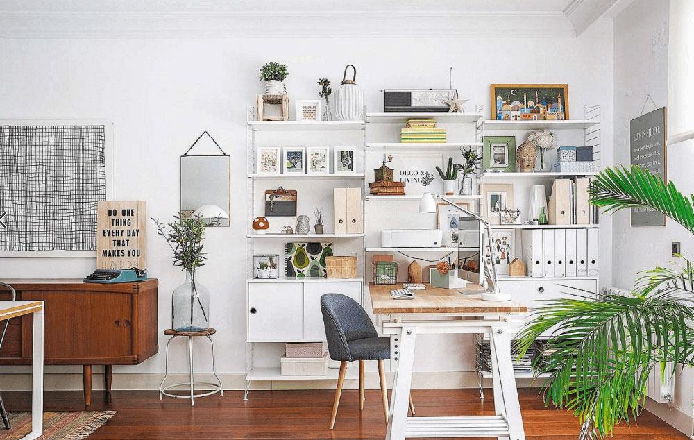 25-hemmakontor-idéer-freshome25 Hur kan studenter utforma sin arbetsplats med en begränsad budget?