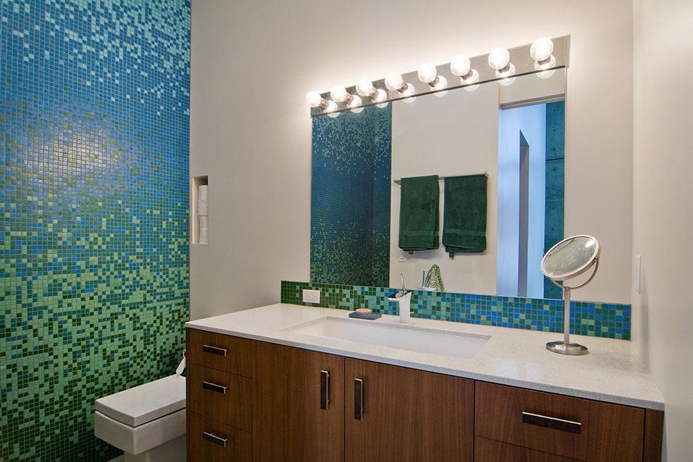 Hur man använder mosaikplattor i ditt hem 1-1 Hur man använder mosaikplattor i ditt hem