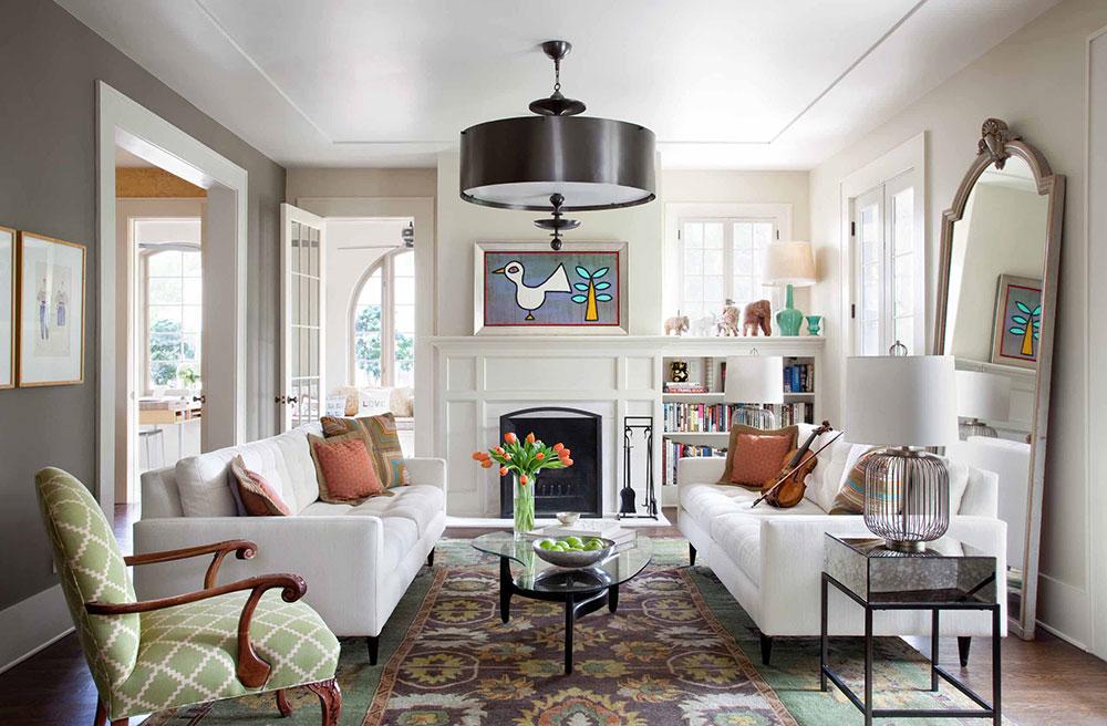 Hur man får ett vardagsrum att se större ut6 Hur man får ett vardagsrum att se större ut