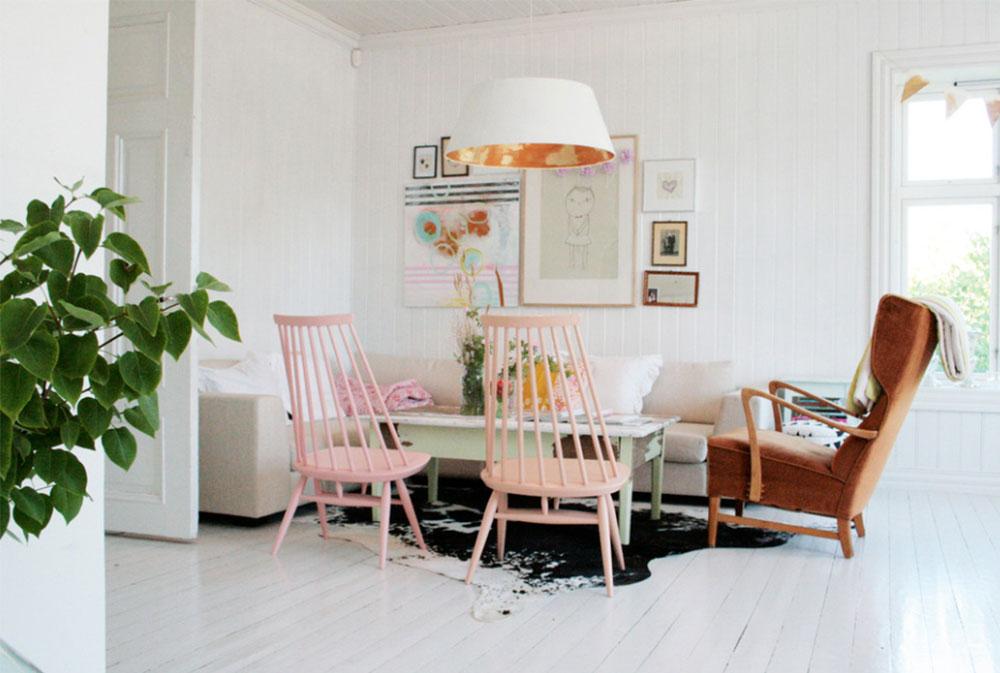 Bild 1-20 Hur man får gamla möbler att se nya ut