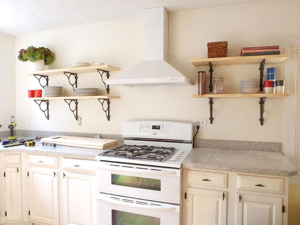 small-ki Hur man maximerar utrymmet i ett litet kök