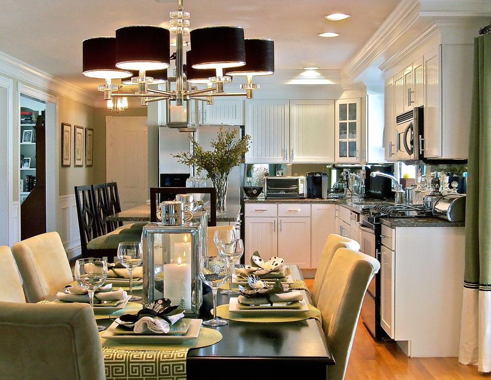 Hur man ordnar möbler i ditt hus 7 Hur man ordnar möbler i ditt hus