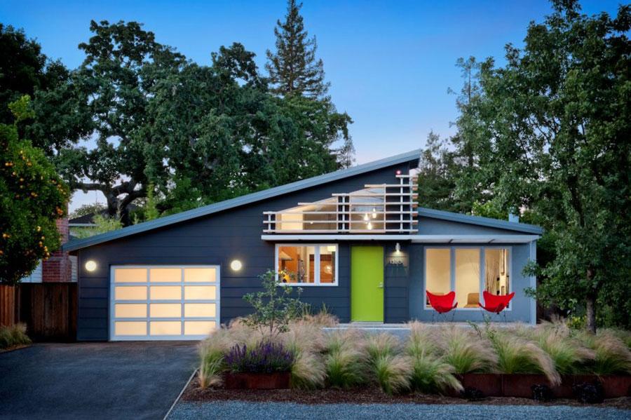1 Husdesign: Kombinera traditionell arkitektur med moderna idéer