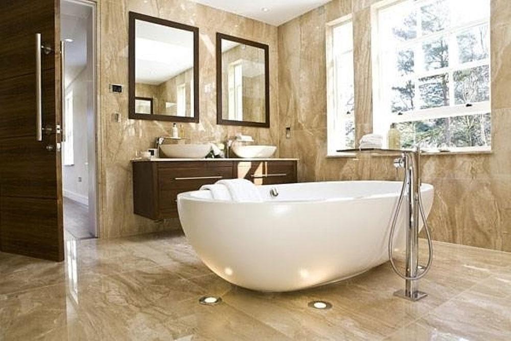 Huvudsaklig badrumsinredning för att hjälpa dig att skapa något bra 91 Huvudsaklig badrumsinredning för att hjälpa dig skapa något fantastiskt