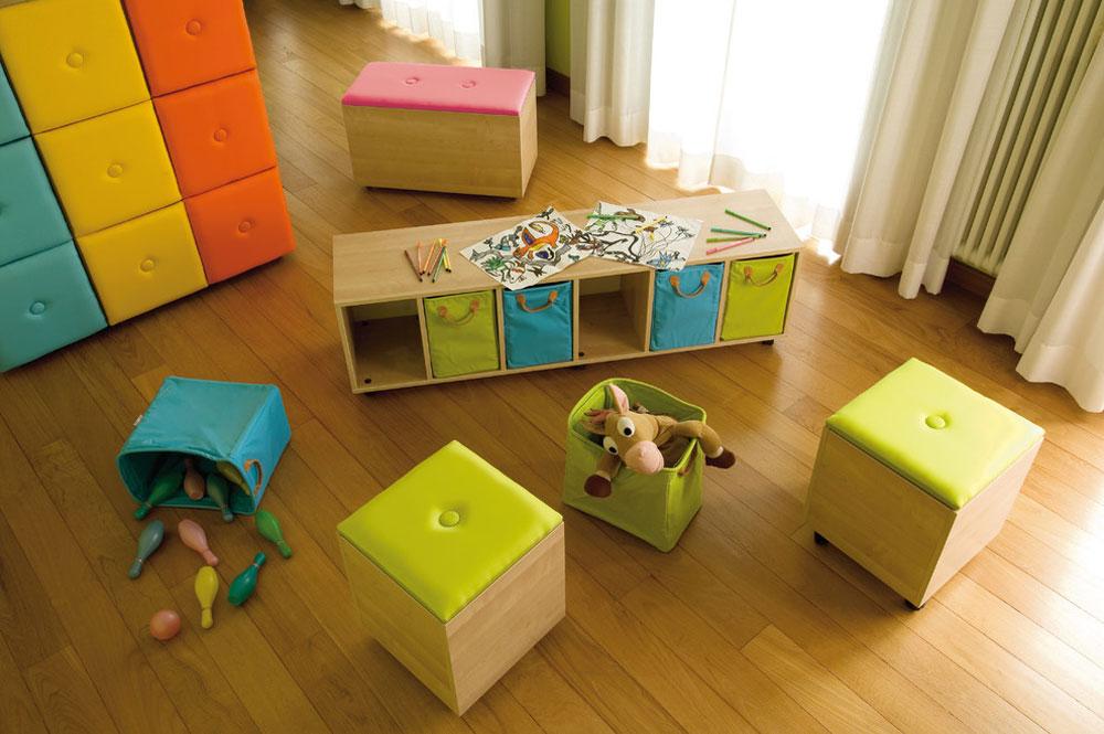 Lazzari-plantskola-av-Lazzari-USA-en-märke-av-Foppapedretti-leksaksförvaringsidéer för att hålla rummet snyggt och organiserat