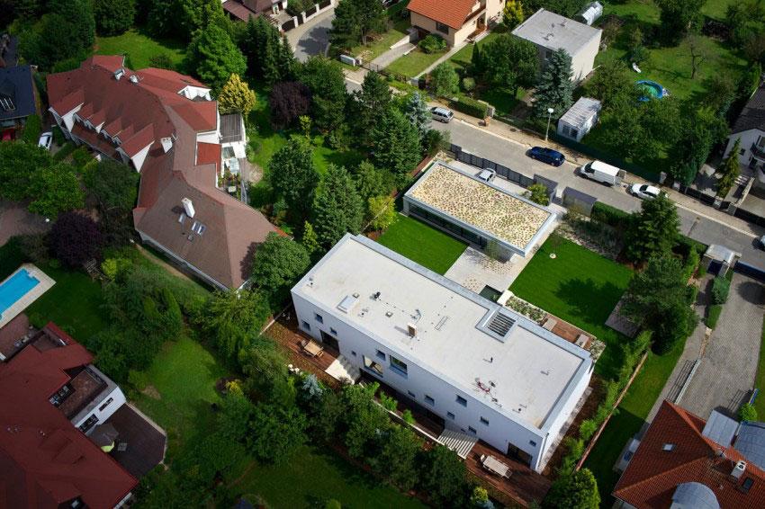 Imponerande Villa-Pruhonice-designad av Jestico-Whiles-1 Imponerande Villa Pruhonice designad av Jestico + Whiles
