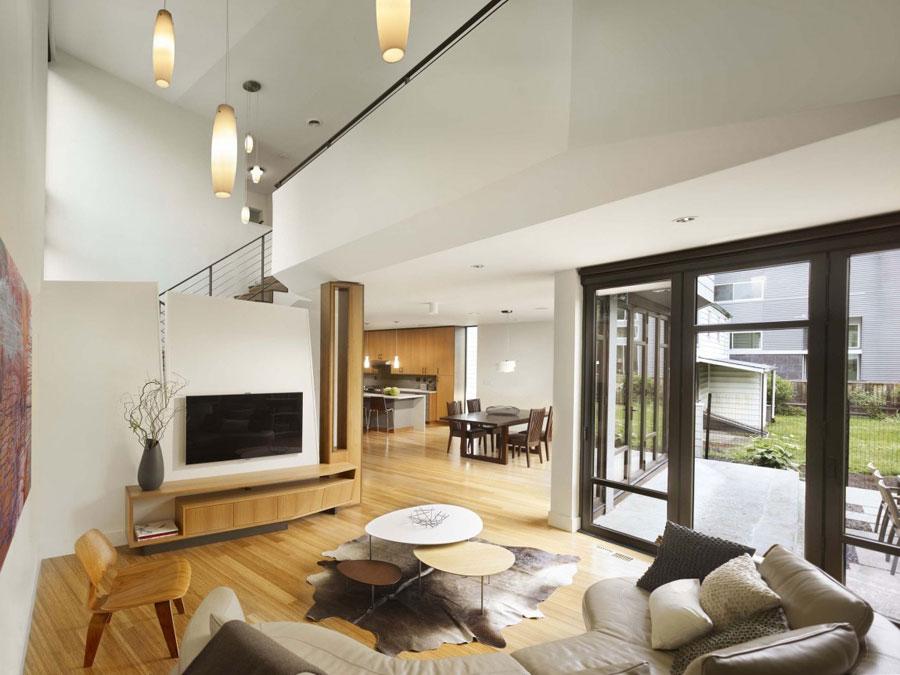 1 fantastiska vardagsrumsdekorationer för ett modernt hem