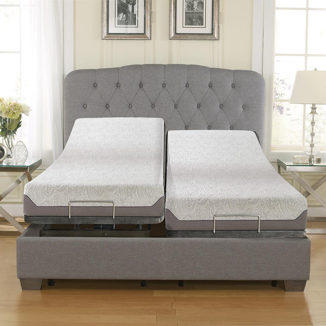 Justerbar säng