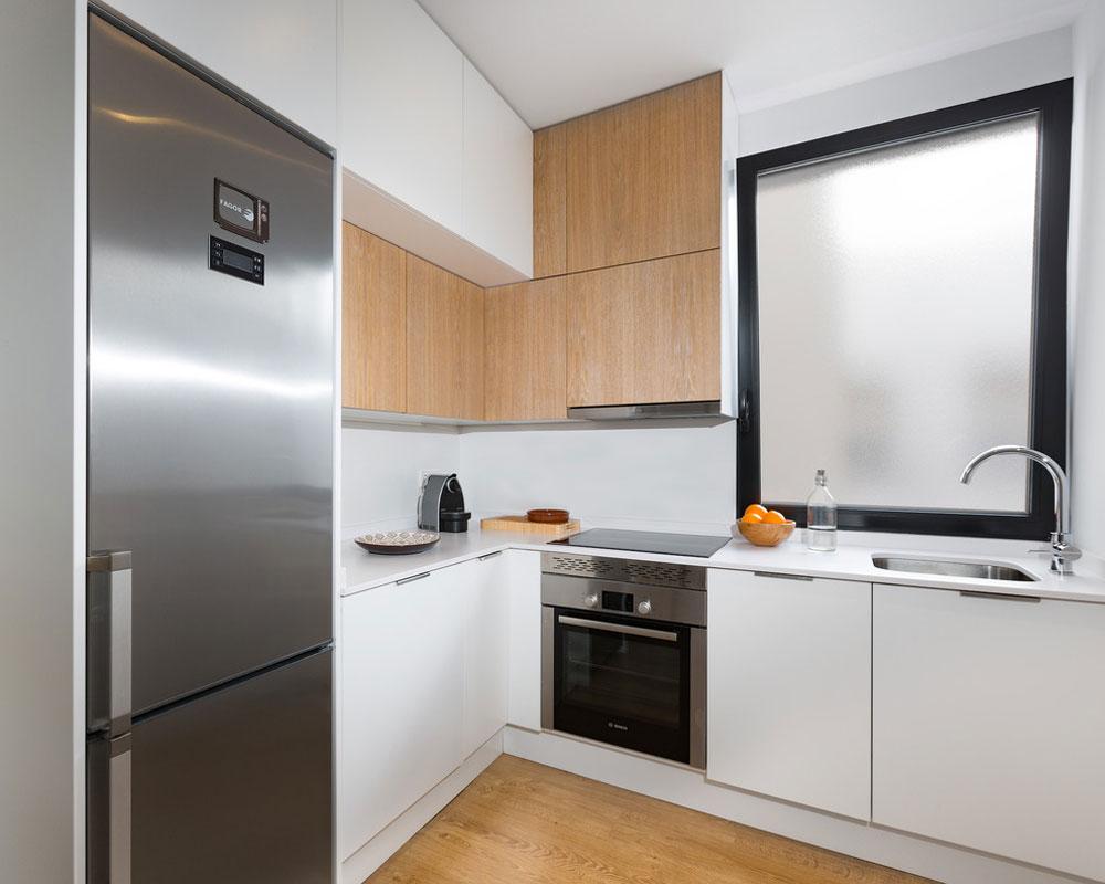 Nórdico-Cocina-by-St.Hzcdn_ Idéer för köksbås för ditt lilla kök