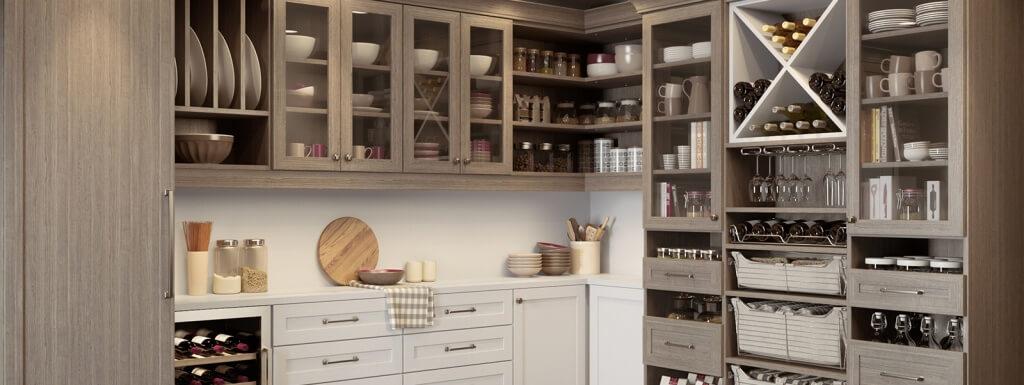 Enkel köksredskapshållare