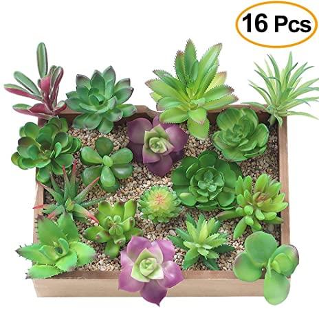 Konstgjorda blommor och växter